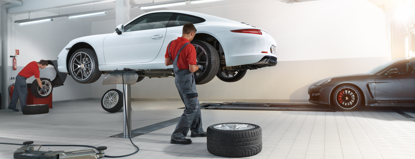 Komplettradsätze für Ihren Porsche